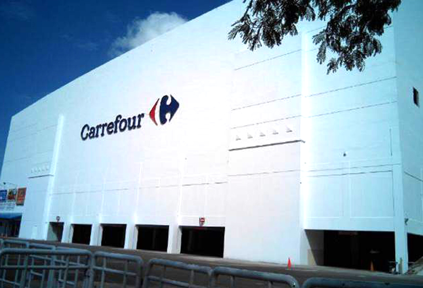 Carrefour Innovation Center Cempaka Putih